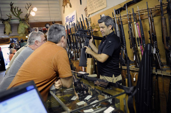 Connecticut Prepares for Consequences of New Gun Laws