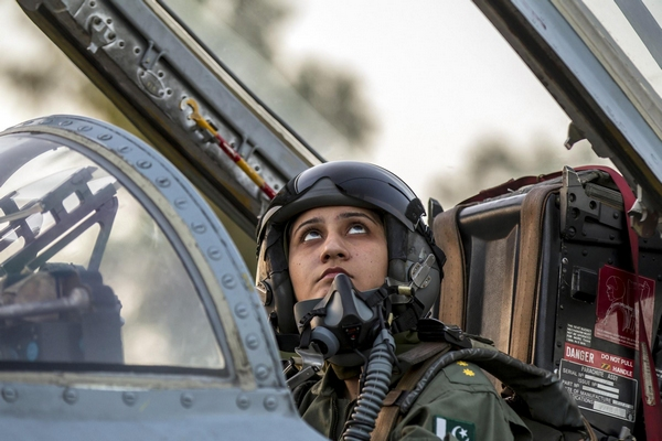 More women join Pakistan Air Force[3]- Chinadaily com cn