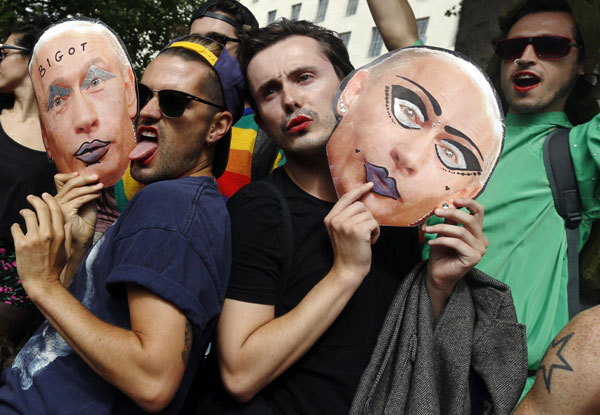antsreassurancesfromRussiaonanti-gaylaw搞笑图做qq工具图片