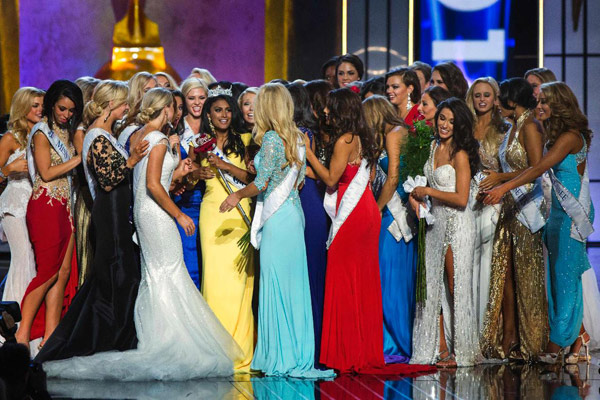 Miss New York crowned 2014 Miss America[7]|chinadaily com cn