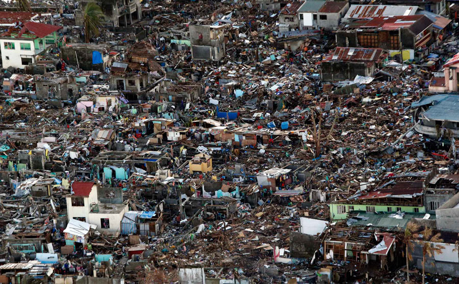 Content_17122361_4 on After Typhoon Haiyan Devastated Central Philippines On November 8