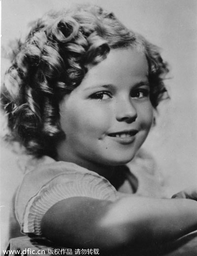 Shirley temple black nude think