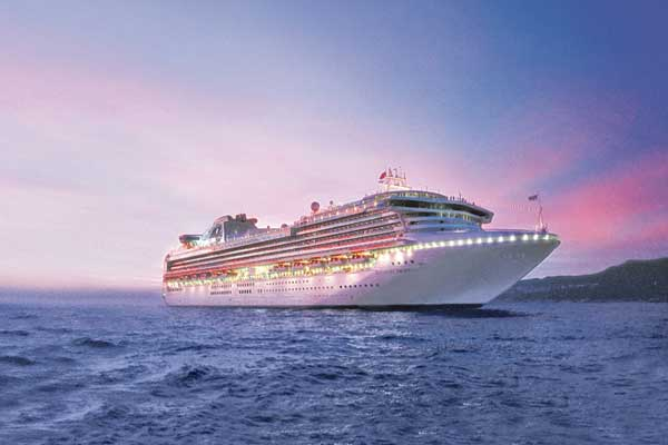 US-based cruise line launches China season