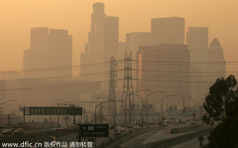 The desolation of smog: World battles against air pollution