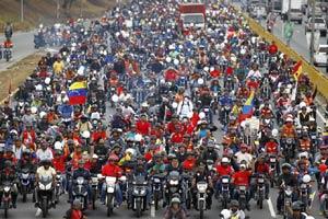 UN urges calm and dialogue amid Venezuela unrest