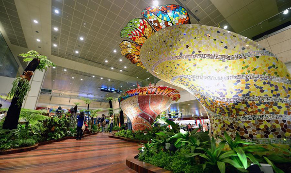 Singapore's Changi Airport wins world's best airport