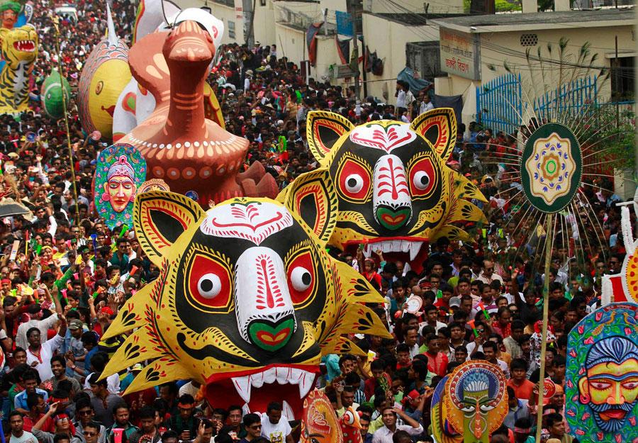 celebration of pohela boishakh essay