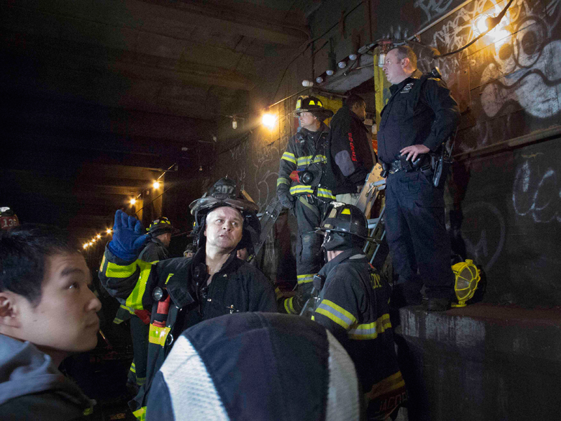 19 people injured in US subway train derailment[1]- Chinadaily com cn