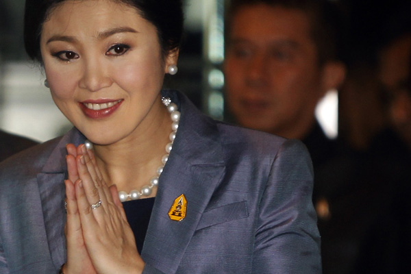 Thai PM removed from office for abuse of power