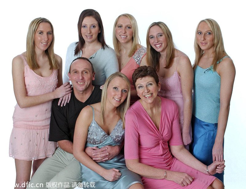 Mom With Sextuplets 68