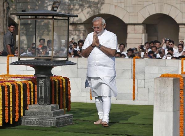 India's Modi to boost China ties