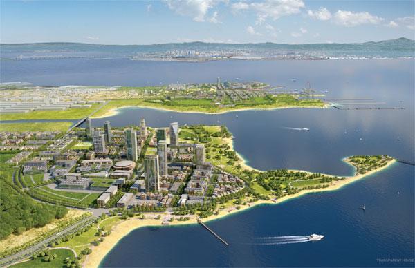 Chinese investors revive San Fransisco shipyards