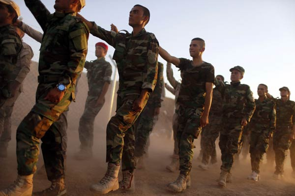 Iraq rejects presence of foreign ground troops to fight IS