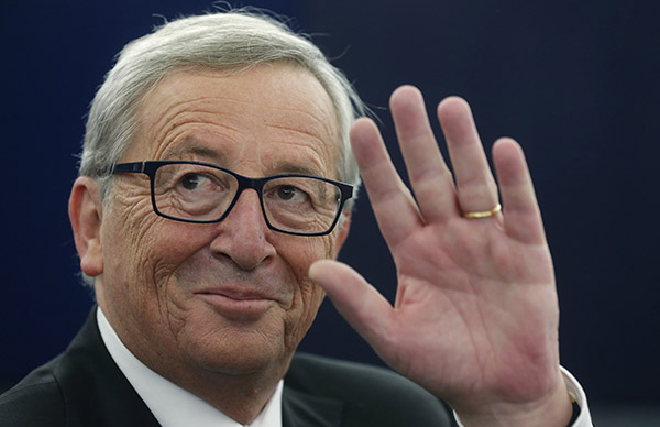 Ex-Luxembourg leader Juncker gets OK as EU chief