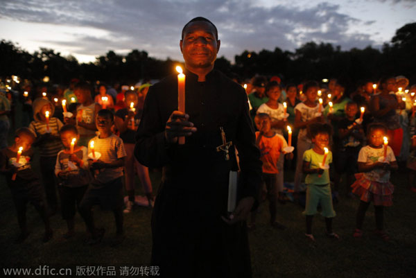 S. Africa marks first anniv. of Mandela's death
