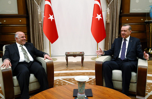 Iraq, Turkey step up cooperation on fight with terrorism