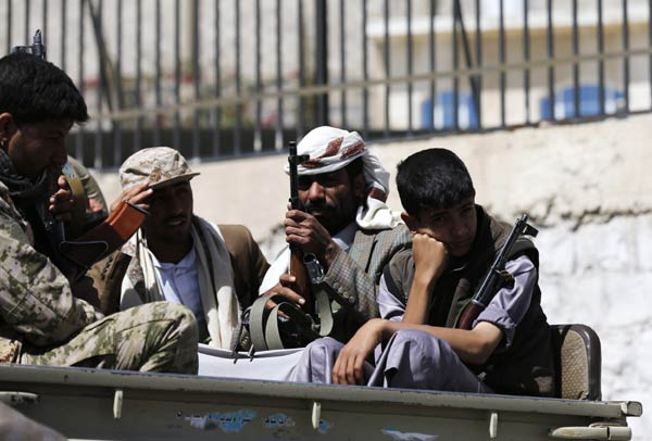 UN Security Council calls for full, lasting ceasefire in Yemen