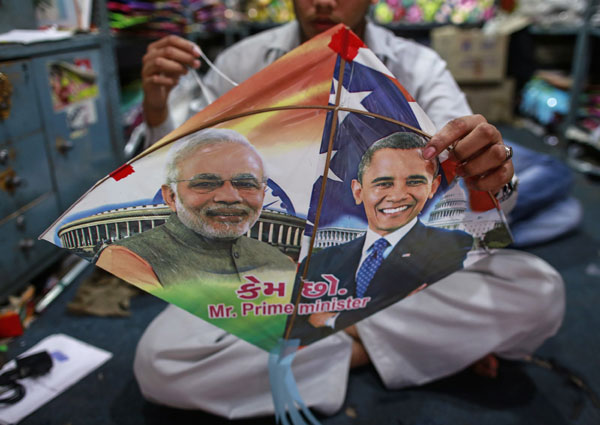 Obama to cut short India visit, fly to Saudi Arabia