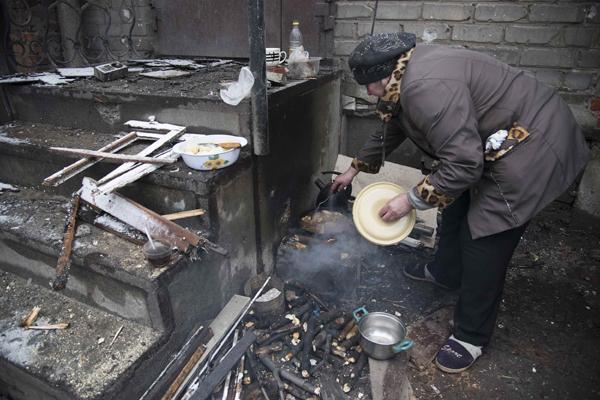 UN chief calls for sustainable ceasefire in E. Ukraine