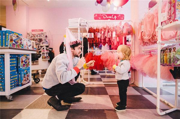 Taking fashion inspiration from children