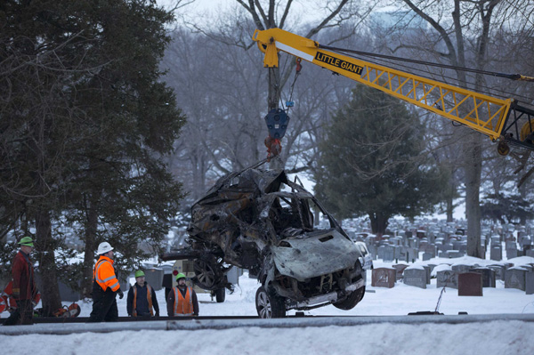 Death toll in New York train crash revised to six