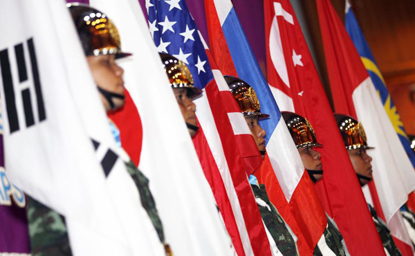 Thailand, US launch annual Cobra Gold military exercise