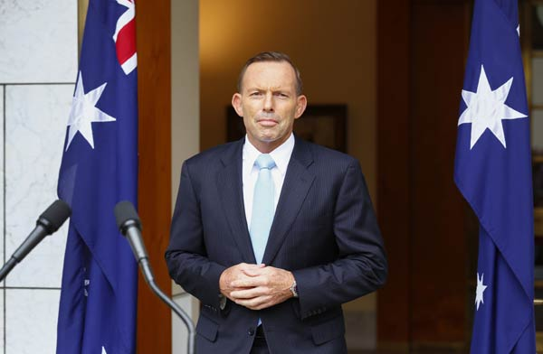 Australia vows to improve border security amid terrorism scare