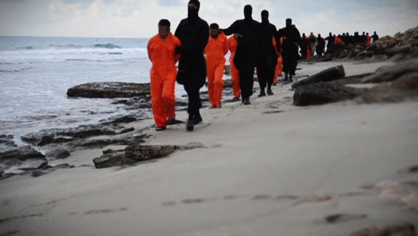 Egypt confirms killing of 21 Christians in Libya by IS