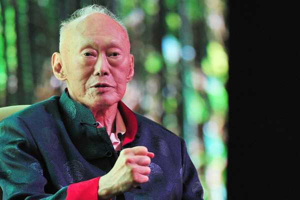 Singapore former PM Lee Kuan Yew passes away