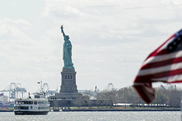 All Clear Sounded At Statue Of Liberty After Bomb Scare 1