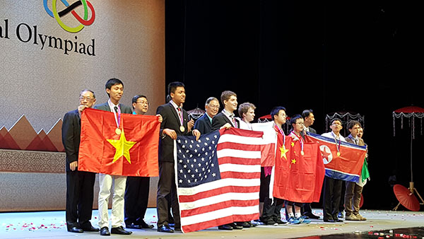 US noses out China in math meet[1]- Chinadaily com cn