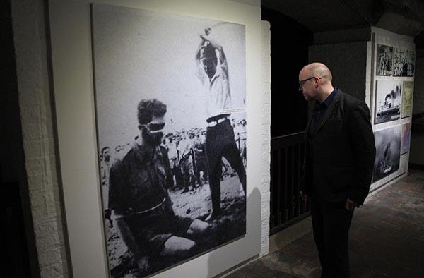 Shenyang Prisoner of War Exhibition Opens in Historic Liverpool Venue