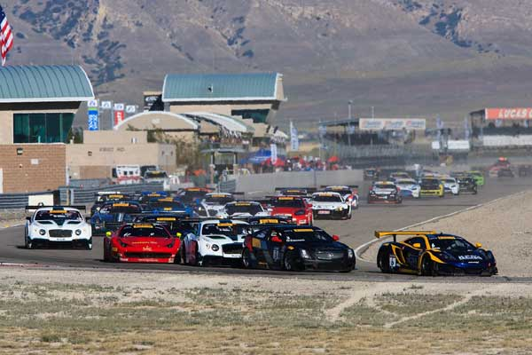 Geely Racing To The Future In Utah Chinadaily Com Cn