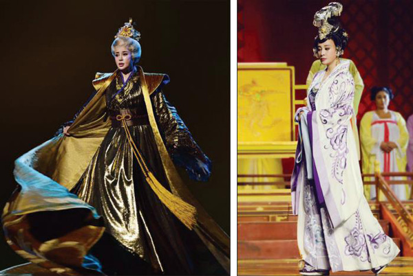 the story of wu zetian, the only female emperor of china during