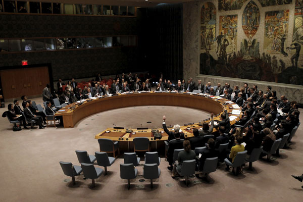 UN votes new sanctions on DPRK