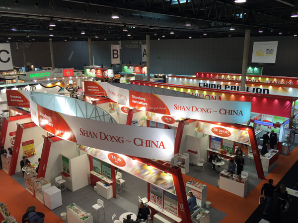 Record Number Of Chinese Exhibitors At Spanish Food Expo1