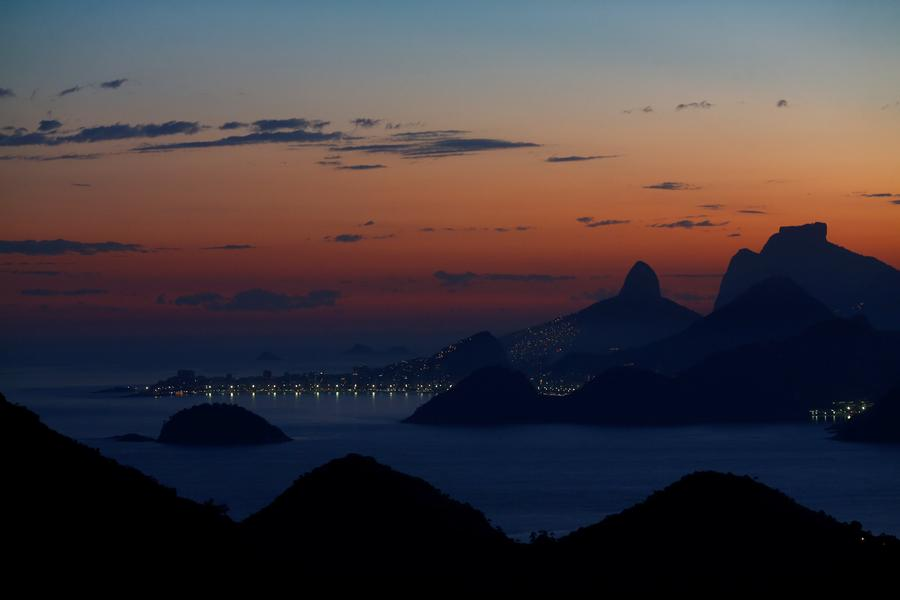 In photos: Postcards from Rio