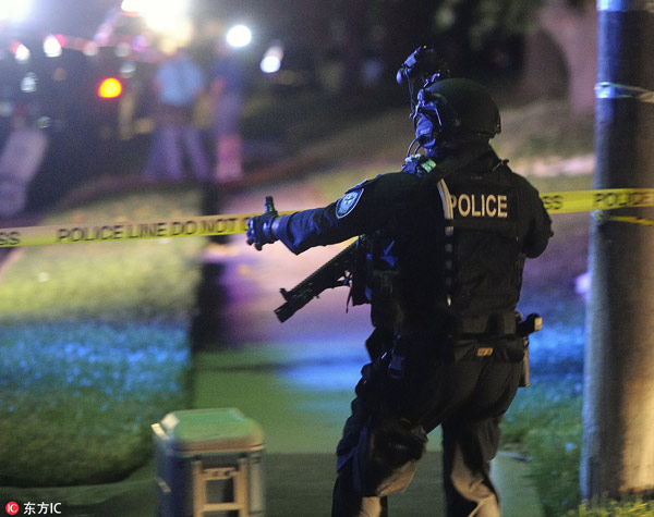 4 US police officers shot in separate incidents - World