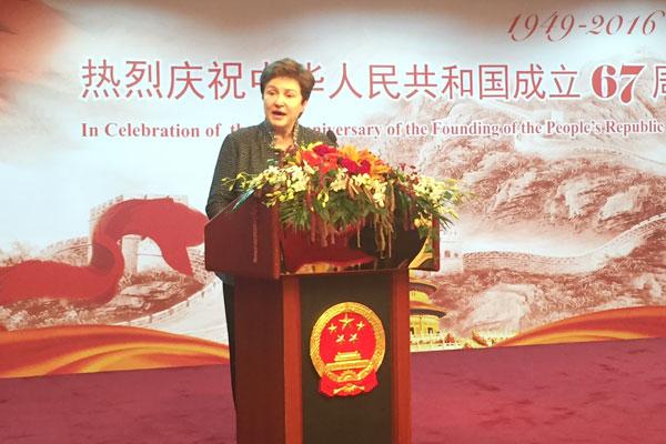 欧盟高级官员:中国对世界的承诺超越了自身利益