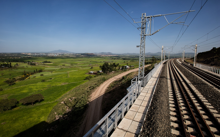 Ethiopia-Djibouti railway - the Tazara railway in a new era