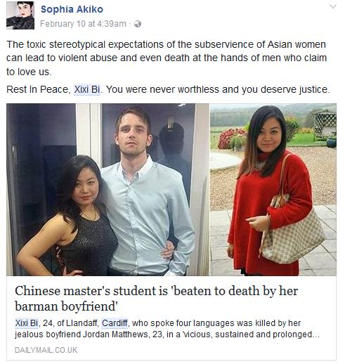 British man jailed for life for beating Chinese girlfriend