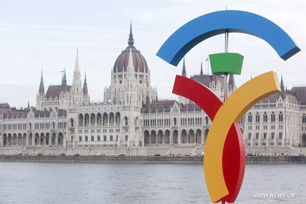 Hungary withdraws candidacy from 2024 Olympic Games[1