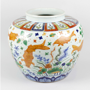 bidding war breaks out as possible ming vase attracts attention - Ming Vase