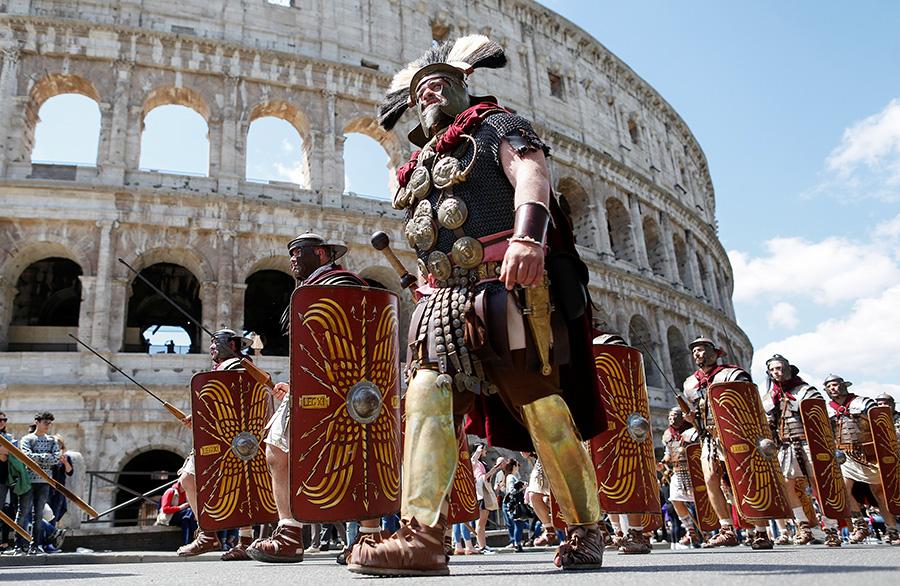 rome celebrates 2 770th anniversary of founding 6 chinadaily com cn