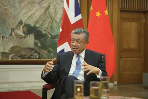 Resultado de imagem para Liu Xiaoming
