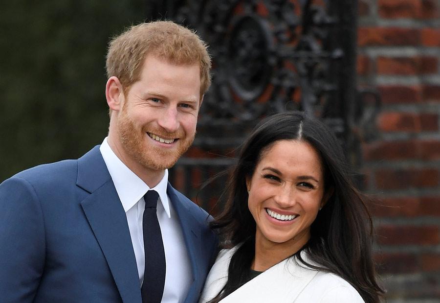Images: British royal engagements