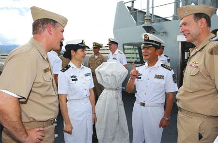 Navy in hawaii
