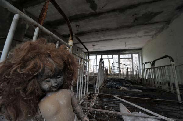 Chernobyl: legacy & lessons