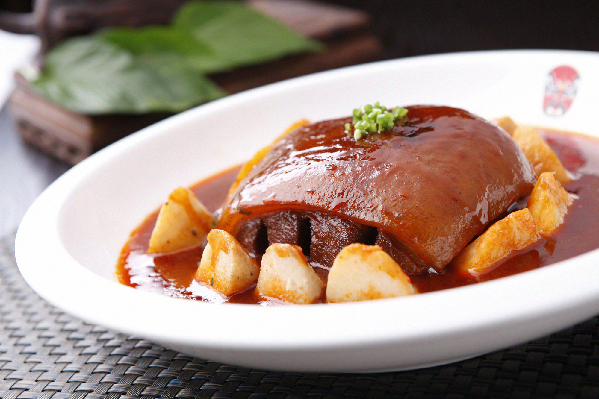 俏江南新豆腐年底上市主打菜单川味与a豆腐营传统蒸咸肉图片图片