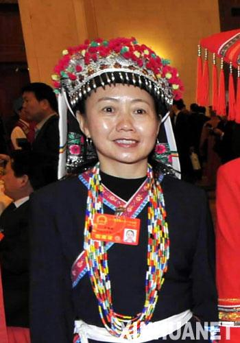 中华民族一家亲